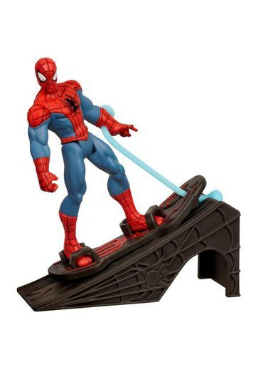 Figurina Spider Man - Rocket Ramp