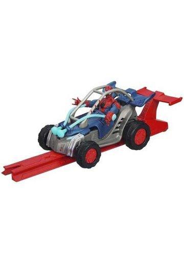 Figurina Spider Man Turbo Cruiser