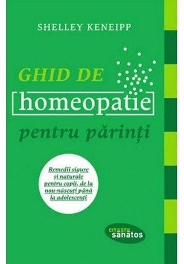 Ghid de homeopatie pentru parinti