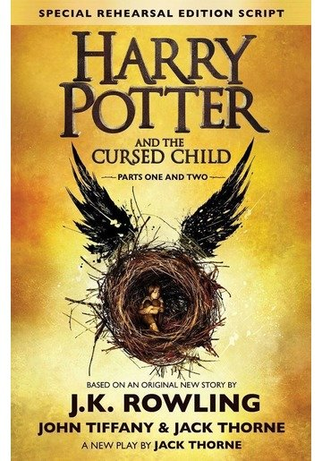 Harry Potter and the Cursed Child - Harry Potter volumul 8