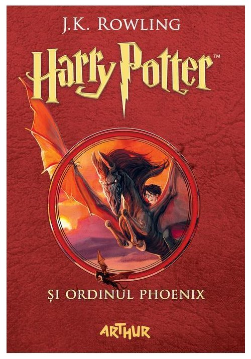 Harry Potter si Ordinul Phoenix. Harry Potter Vol. 5
