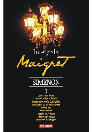 Integrala Maigret, Vol. I
