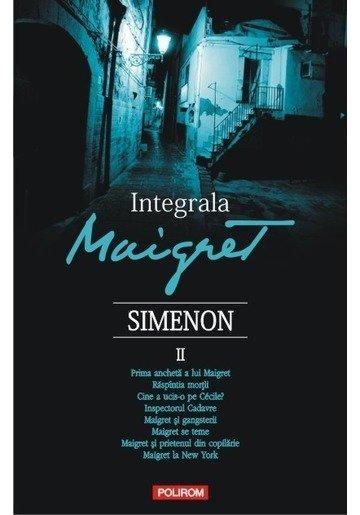 Integrala Maigret, Vol. II