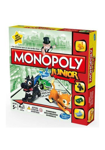 Joc de Societate Monopoly Junior