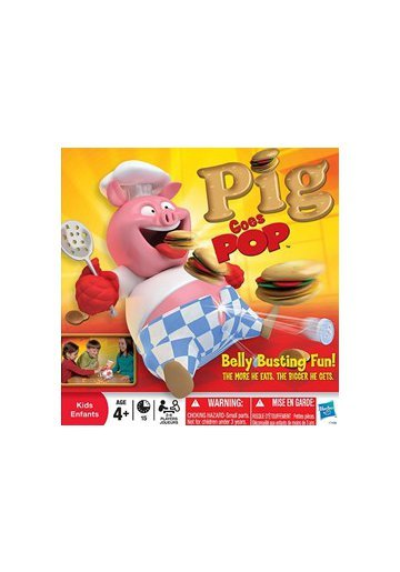 Joc de Societate Piggy Pop
