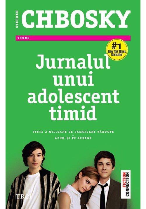 Jurnalul unui adolescent timid imagine librex.ro 2021