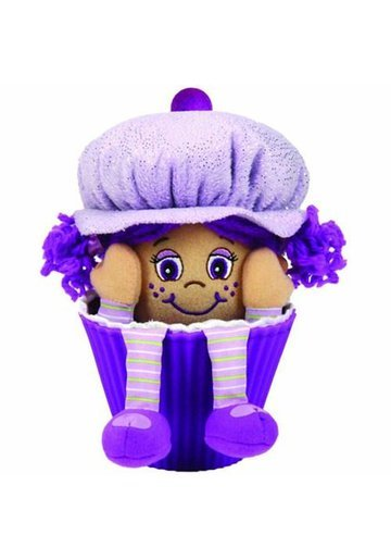 Little Miss Muffin Plum 13 cm