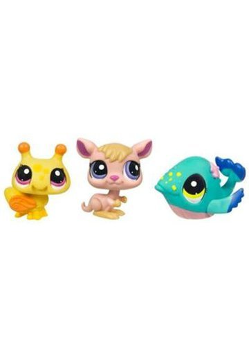 Littlest Pet Shop - Pachet de 3 Figurine