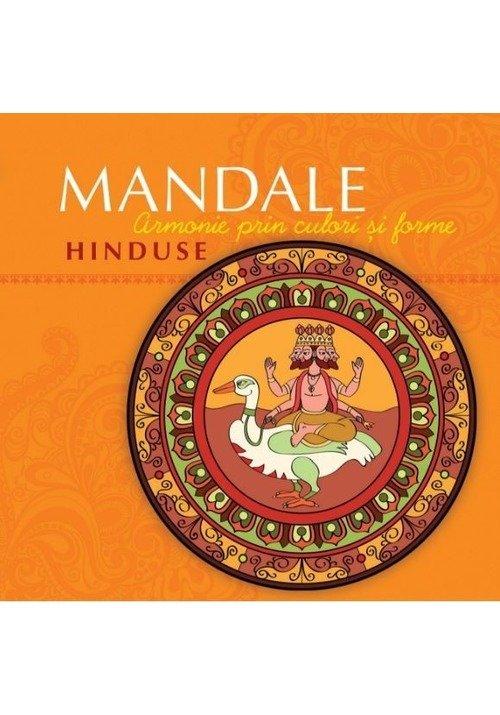 Mandale Hinduse. Armonie prin culori si forme imagine