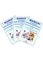 Manual de tehnica a masajului terapeutic si kinetoterapia complementara. Set 3 volume