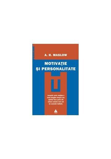 Motivatie si personalitate