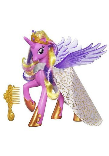 My Little Pony Printesa Cadance