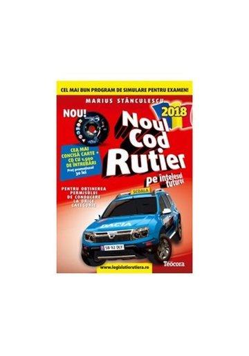 Noul Cod Rutier 2018 plus CD