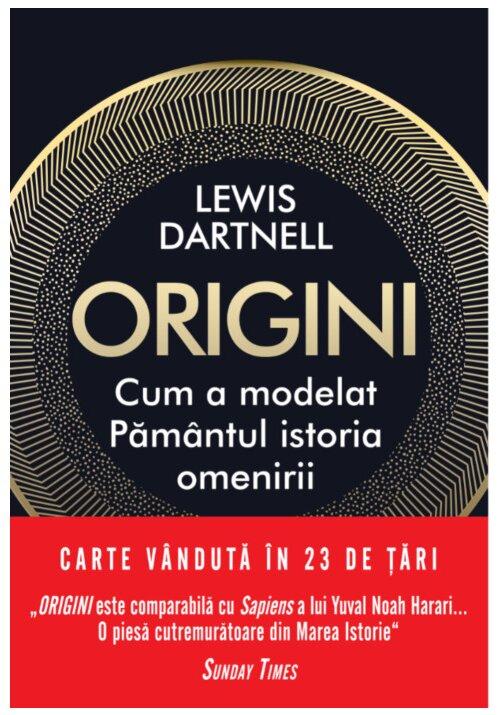 Origini. Cum a modelat Pamantul istoria omenirii imagine