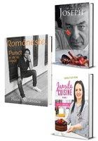 Pachet Bestseller Carti de Bucate, Set 3 carti
