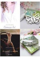Pachet Camasa lui + De vorba cu Emma + Semn de carte Fluture