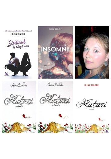 Pachet complet Irinia Binder - 5 volume