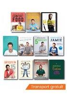 Pachet complet Jamie Oliver - Set 11 carti