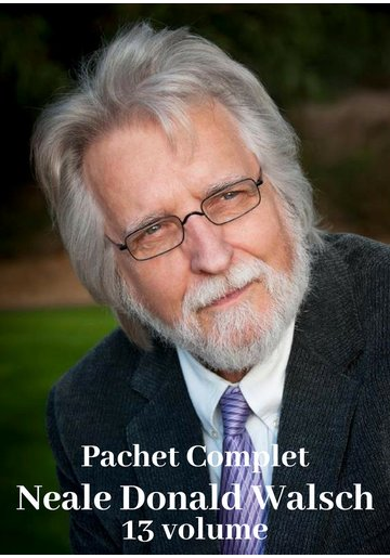Pachet complet Neale Donald Walsch - 13 Volume
