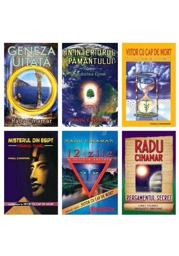 Pachet complet Radu Cinamar - Set 6 volume
