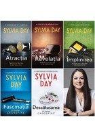 Pachet CROSSFIRE Sylvia Day - Seria completa 5 Volume