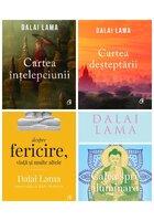 Pachet Dalai Lama, Set 4 carti