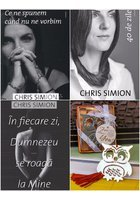 Pachet de autor Chris Simion 3 Volume + Semn de Carte