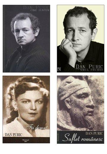 Pachet de autor Dan Puric - A fi roman este o frumusete a lumii