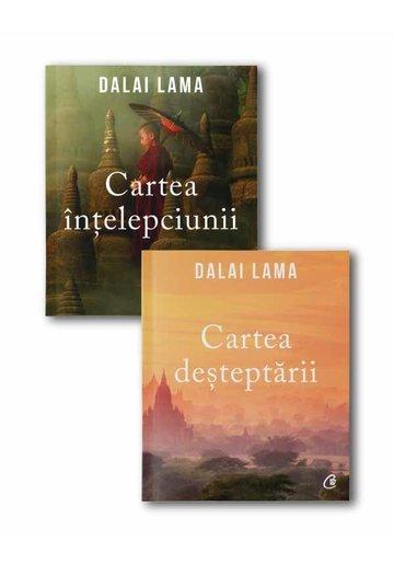 Pachet dezvoltare spirituala, Dalai Lama, Set 2 carti