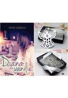 Pachet Diana cu Vanilie + Semn de carte Ingeras