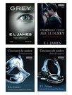Pachet Cincizeci de umbre ale lui Grey (Fifty Shades of Grey) - 4 Volume