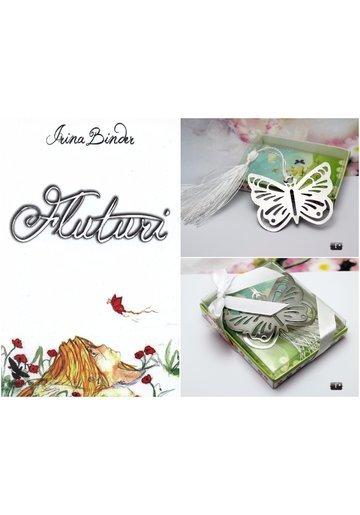 Pachet: Fluturi Irina Binder Set 2 Volume + Semn de carte Fluture