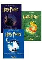 Pachet Harry Potter (Vol. I + II + III)