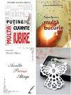 Pachet Hrisostom Filipescu 3 Volume + Semn de carte Ingeras