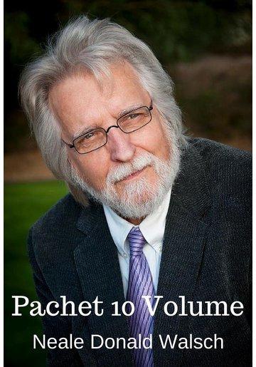 Pachet Neale Donald Walsch - 10 Volume