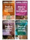 Pachet seria After de Anna Todd - 4 Volume