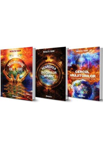 Pachet Seria Triunghiul de Foc. Set 3 volume