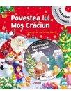 Povestea lui Moş Crăciun (cu DVD)
