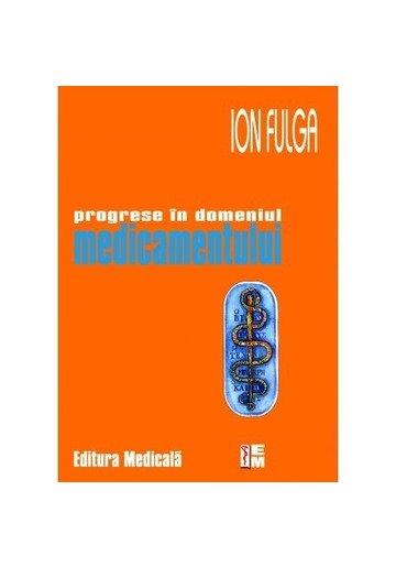 Progrese în domeniul medicamentului
