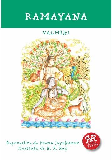 Ramayana. Repovestire de Prema Jayakumar