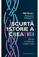 Scurta istorie a creatiei