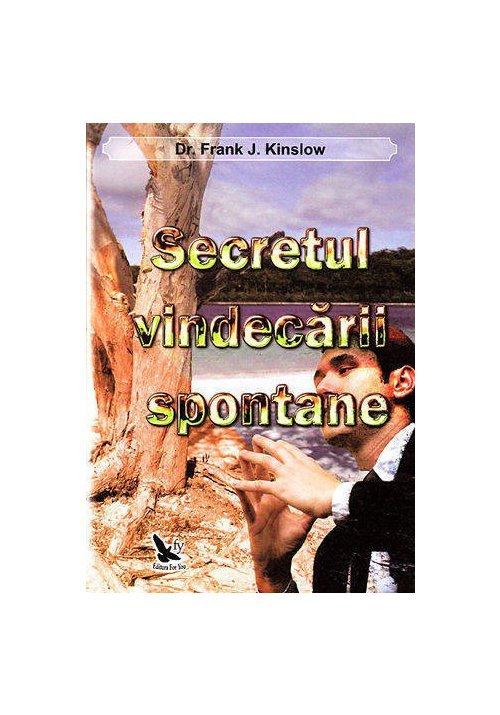 Secretul vindecarii spontane imagine librex.ro 2021