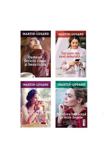 Set 4 carti AGNES MARTIN-LUGAND