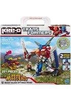 Set Transformers Beast Hunters Optimus Prime