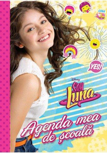 Soy Luna - Agenda mea de scoala