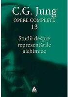 Studii despre reprezentarile alchimice - Opere Complete, volumul 13