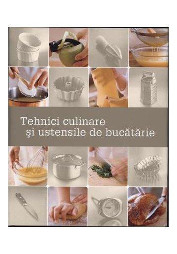 Tehnici culinare si ustensile de bucatarie