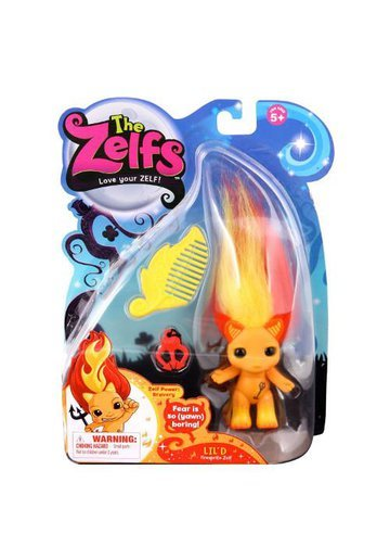 The Zelfs Figurina Medie LilD