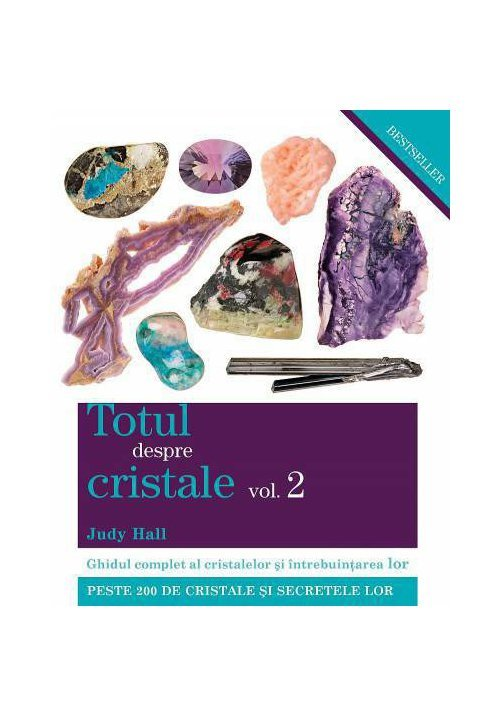 Totul despre cristale Vol. 2 imagine librex.ro 2021