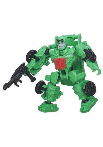 Transformers Construct Bots Dinobots Riders Crosshairs